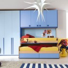 Modern and Cool Spyderman Boys Bedroom