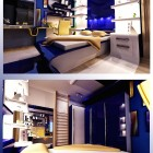 Modern and Funky Teenage Rooms by Hariye Pinar