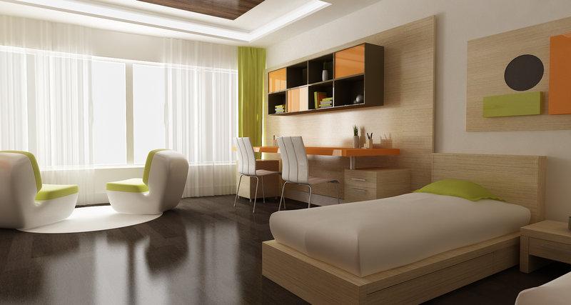 Modern And Minimalist Kids Room Design Ideas Interior
