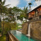Natural Side View Como Shambhala Resort and Spa