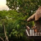 Natural Terrace View Como Shambhala Resort and Spa