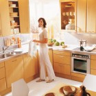 Natural Wooden Brown Kitchen Inspiration
