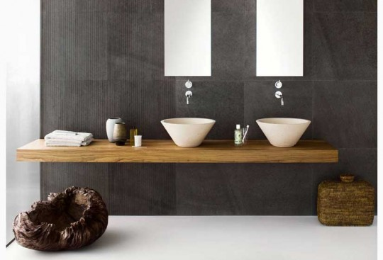 Nice Bathrooms from Neutra with Simple twin Wastafel