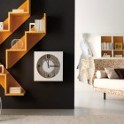 Orange and Black Teen Room By Tumide