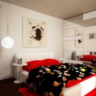Red and Black Kids Room Design Ideas by Erdenekin