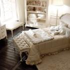 Shining Italian Classic Interior Girls Bedroom
