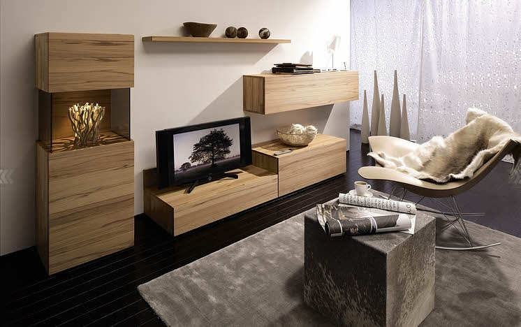cool living room collection from hulsta living room. Black Bedroom Furniture Sets. Home Design Ideas