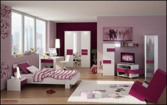 The idea they came along with the growth. Inspiring ideas teen rooms are ...