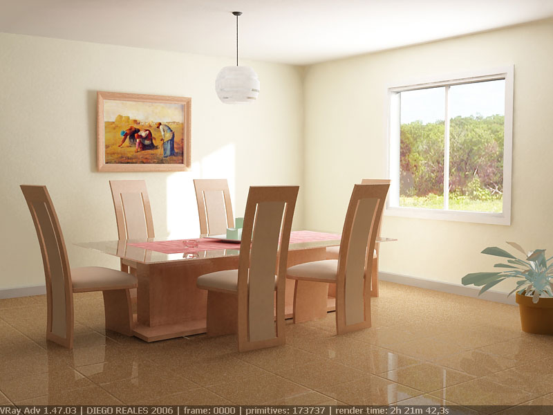 Interior design simple dining room specs price release for Simple dining room design