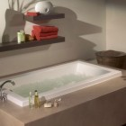 Simple and Comfortable Bathroom Design Ideas by Pearl Baths