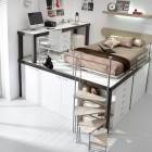 Sporty Bunk Beds and Lofts Design for Kids