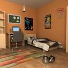 Sporty Kids Room Design Ideas by Dery Turec