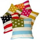 Teenager American Flag Pillow Ideas