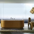 Beautiful and Awesome Modern Bathtubs by BluBleu