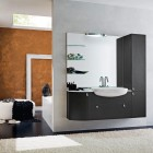 Top Design Modern Bathroom with Glass Ceiling