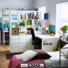Top Design Serene White Room From IKEA
