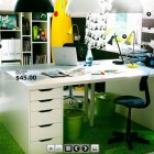 Top Design The Study Desk From IKEA