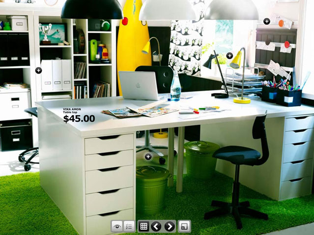 15 Smashing Dorm Room Designs From Ikea Bedroom Design