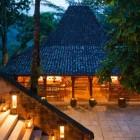 Tranditional and Cultural Design Como Shambhala Resort