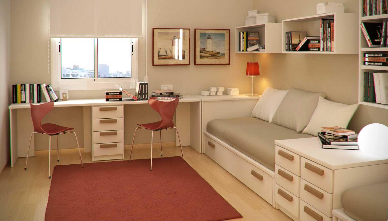 Спальня для двух подростков фото