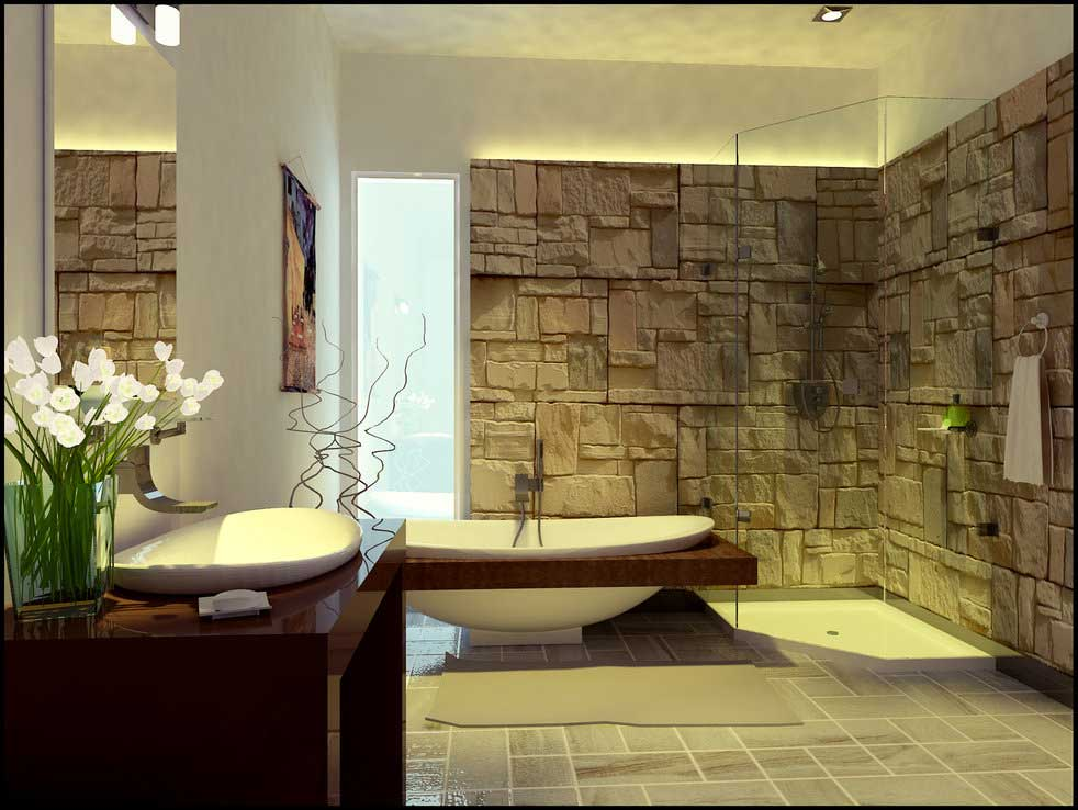 Top 10 wildly unique and artistic bathrooms bathroom for Cool bathroom ideas