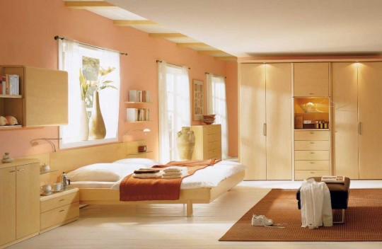 Wonderful Bedroom Design Ideas From Hulsta