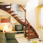 Wooden Stairs Design Ideas