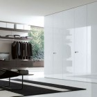 2011 White Wardrobe and Closet Decoration