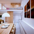 Aweseome Wood Dining Table Funiture by Marc Canut