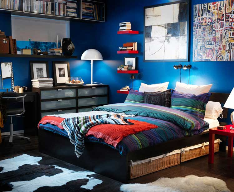 IKEA ... & Best IKEA Bedroom Design Ideas - Bedroom Design Ideas - Interior ...