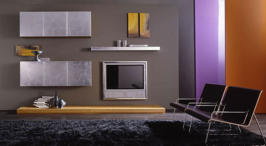 Awesome Stainless Steel Wall Unit
