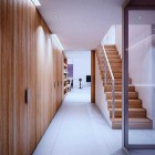 Awesome Wood Closets and Stairs by Marc Canut