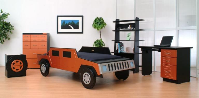 Baby Humve for Boys Bedroom