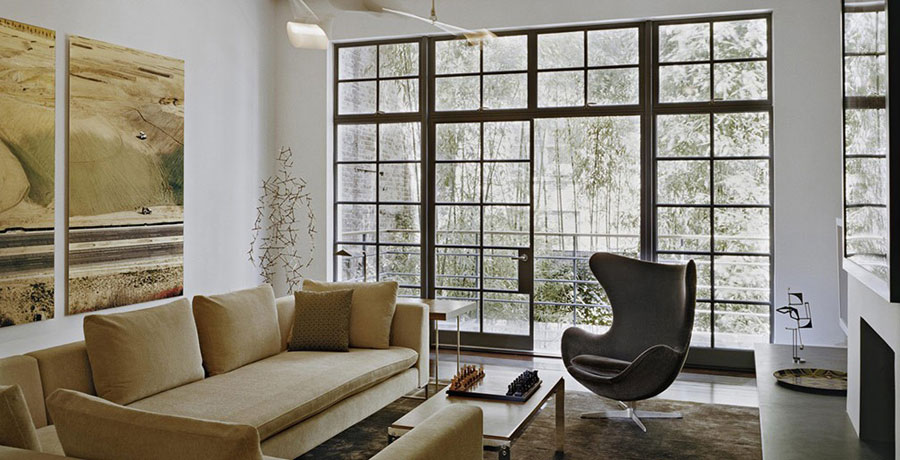 Balcony and Bmboo Garden Design