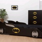 Batman Mobile Kids Bedroom Design