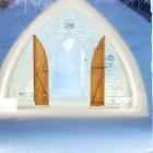 Beautiful Ice Hotel Quebec