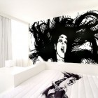 Bright White Hotel Bedroom