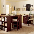 Classic Wooden Storage Furniture Office