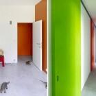 Colorful Door House BVA