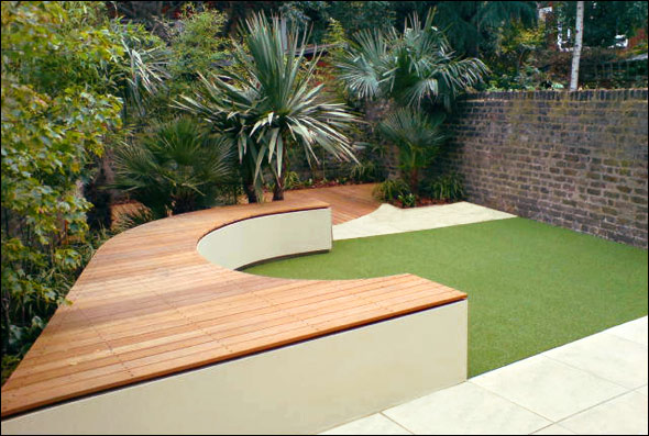 Awesome Roof Gardens Decoration Ideas Cool Backyard Seating in ...