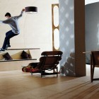 Cool Skate Board Furniture Ideas