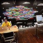 Cool and Urban Workspace Setup Google