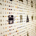 Creative AOL Office Wall