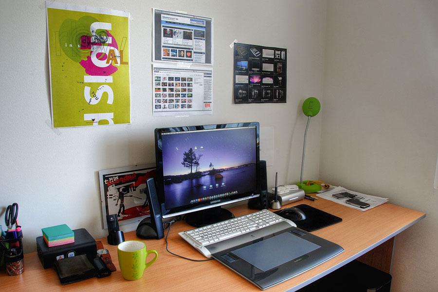 Designer PC Setups Ideas