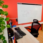 Dry Erase Board Office Lounge Ideas