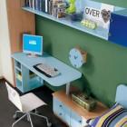 fancy computer desk for teen