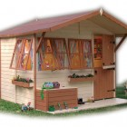 Fancy Playhouse Design 2011