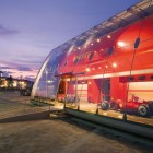 Ferrari Store Showroom Design Ideas