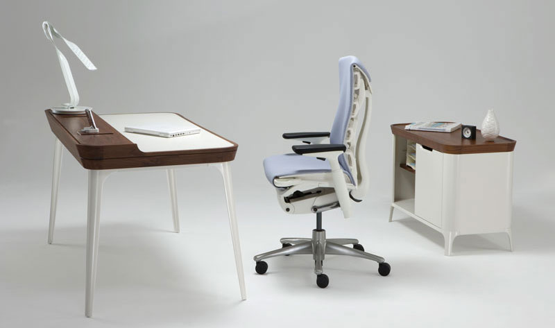 modern and futuristic work desk design ideas furniture