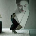 Geisha Art Wallpaper Decoration Ideas